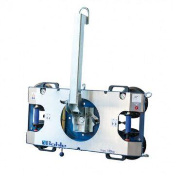 Vacuumzuiger dubbel systeem 180kg