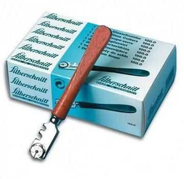 silberschnitt-glassnijder-met-houten-heft-doos-met